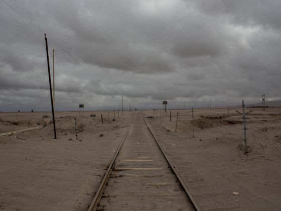 """Cristobal Olivares, Senza titolo, dalla serie """"Il deserto"""", 2017 © Cristobal Olivares"""