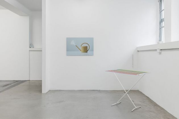 D.D. Trans. Sur Place. Exhibition view at Loom Gallery, Milano 2018