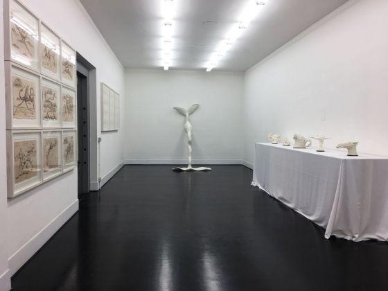 Dario Ghibaudo. La scultura è morta, viva la scultura!Installation view at Galleria Pack, Milano 2018