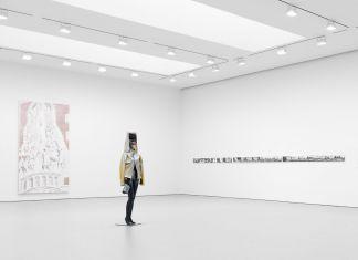 David Zwirner. 25 Years. Installation view at David Zwirner, New York 2018. Courtesy David Zwirner, New York London Hong Kong