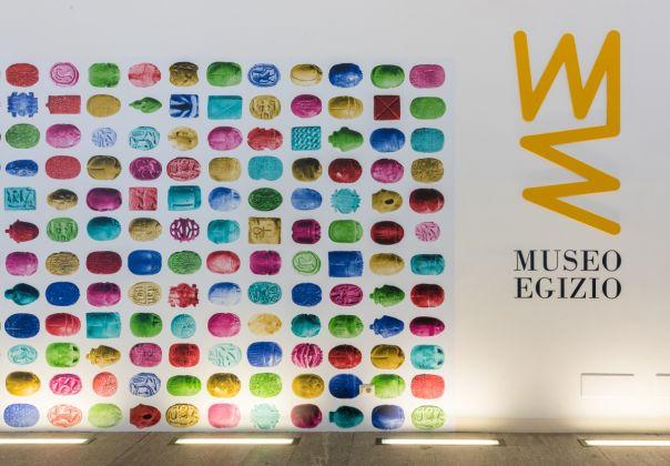 #EnjoyEternity allestimento al Museo Egizio
