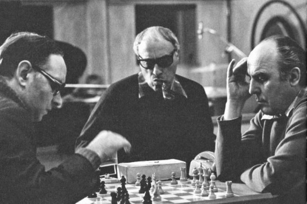 Ennio Morricone, Franco Evangelisti ed Egisto Macchi. Photo Roberto Masotti