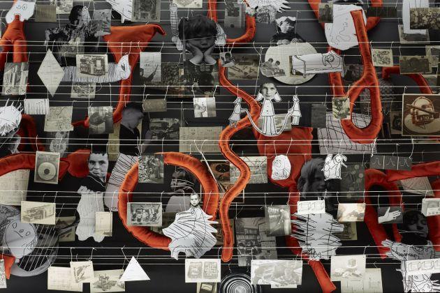 Eva Kot'átková, Diary no.3 (I Machine), 2018 (particolare). Commissionata e prodotta da Pirelli HangarBicocca, Milano. Courtesy dell'artista. Photo Agostino Osio