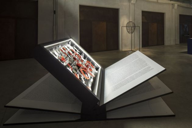 Eva Kot'átková, Diary no.3 (I Machine), 2018. Commissionata e prodotta da Pirelli HangarBicocca, Milano. Courtesy dell'artista. Photo Agostino Osio