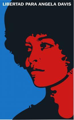 Felix Beltran, Libertad para Angela Davis, 1971