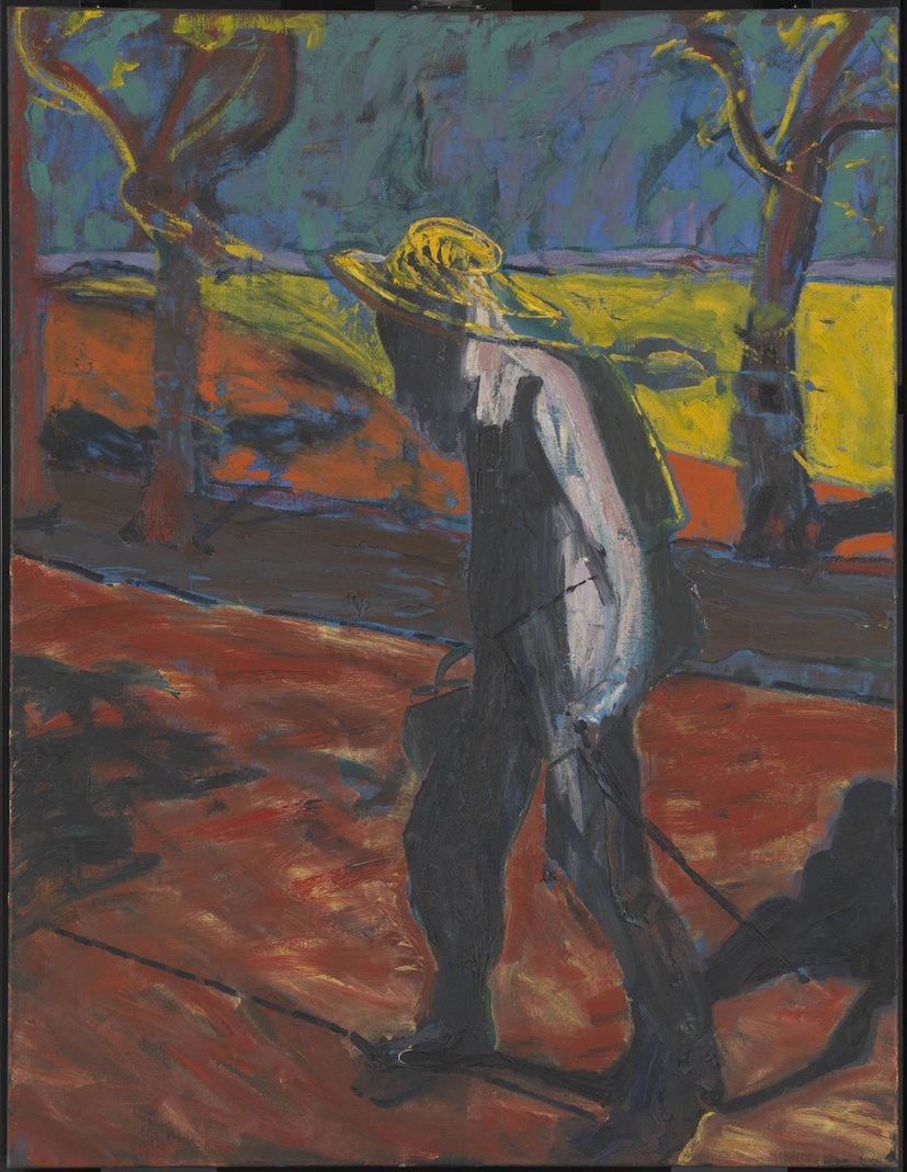 Francis Bacon (1909 – 1992) Study for Portrait of Van Gogh IV 1957 Oil paint on canvas 1524 x 1168 mm Tate © The Estate of Francis Bacon. All rights reserved. DACS, London
