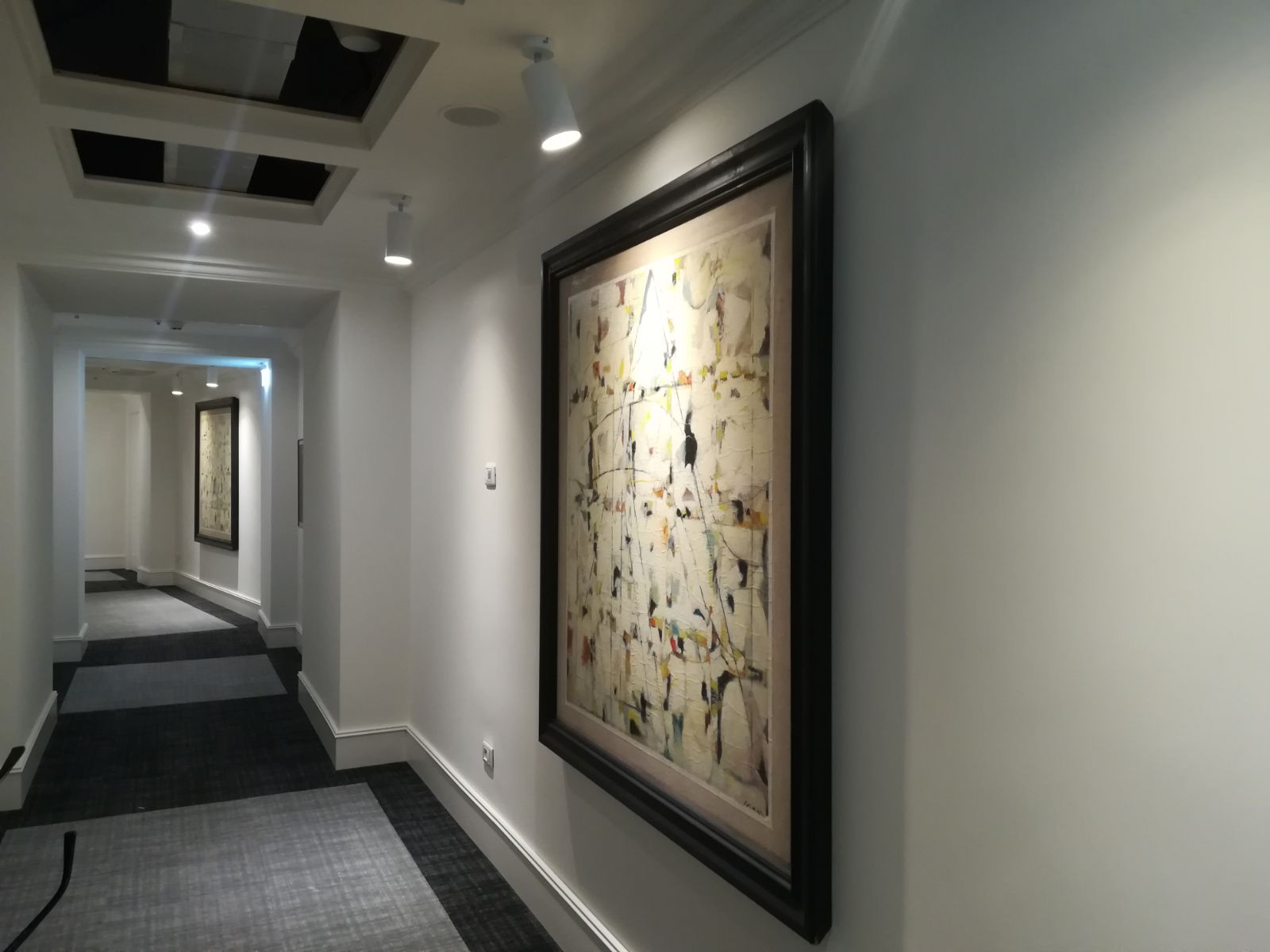 Franco Sarnari - Art Hotel Elizabeth Unique Roma