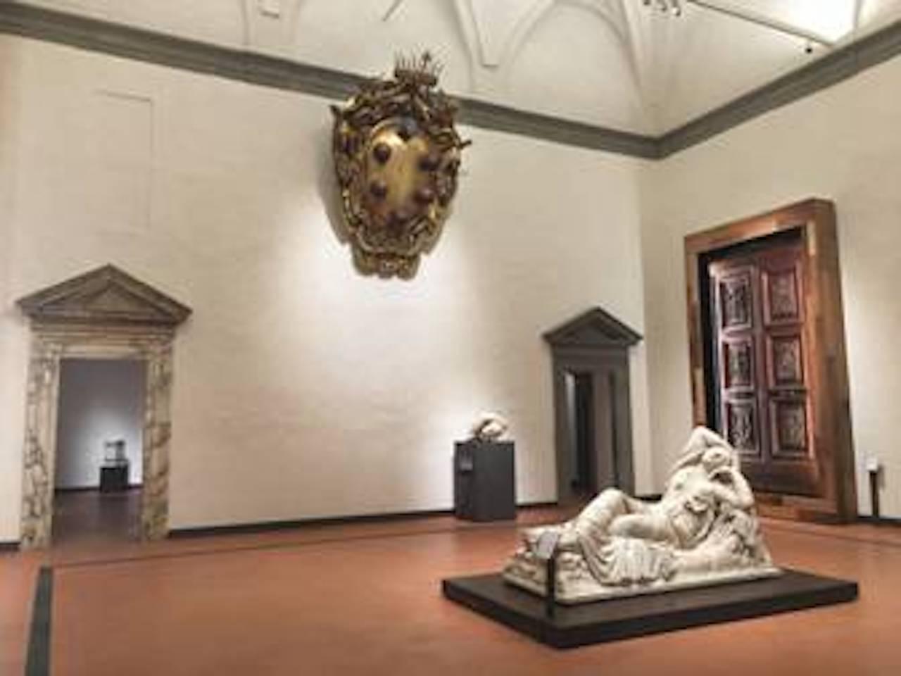 Gallerie degli Uffizi, Sala dell'Arianna dormiente