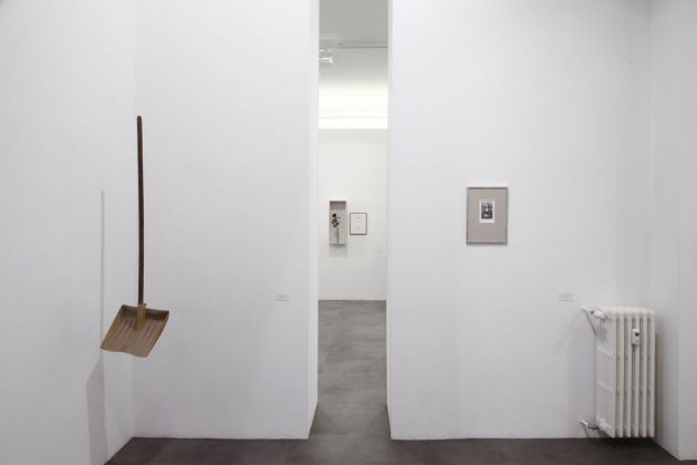 Gavin Turk. History of Art. Exhibition view at Mimmo Scognamiglio Arte Contemporanea, Milano 2018