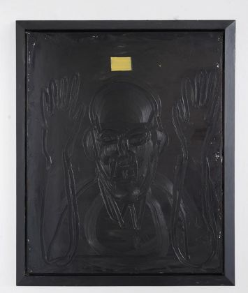 Gianni Dessì, Senza titolo (Autoritratto), 2011. Courtesy Otto Gallery, Bologna