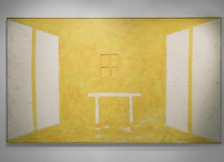 Gianni Dessì, Studio Giallo, 2003. Courtesy Otto Gallery, Bologna