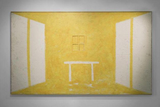 Gianni Dessì, Studio Giallo, 2003. Courtesy Otto Gallery, Bologna