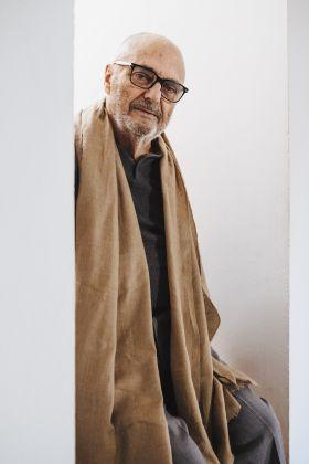 Giancarlo Politi ph. Piotr Niepsuj