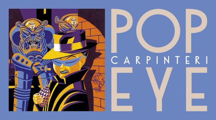 Giorgio Carpinteri – Pop Eye (Oblomov, Quartu Sant'Elena 2017) _cover