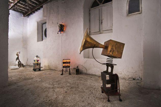 Giovanni Albanese. Solo roba per bambini. Exhibition view at Fondazione Volume, Roma 2018. Photo Susana Serpas Soriano