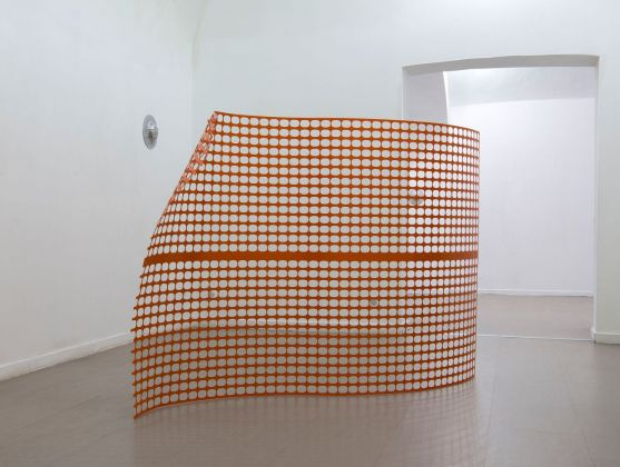 Giovanni de Cataldo. San Lorenzo. Installation view at z2o Sara Zanin Gallery, Roma 2018. Photo Giorgio Benni