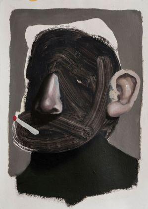 Giuliano Sale. Il Mangiarsi Reciproco. Courtesy Richter Fine Art, Roma. Photo credits Giorgio Benni