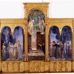 Giulio Aristide Sartorio, Le Vergini Savie e le Vergini Sagge, 1890-91. Roma, Galleria Comunale d'Arte Moderna