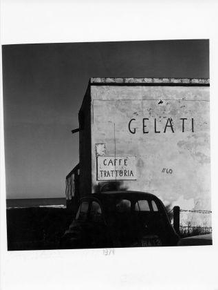 Guido Guidi, Fosso Ghiaia, Ravenna, 1971