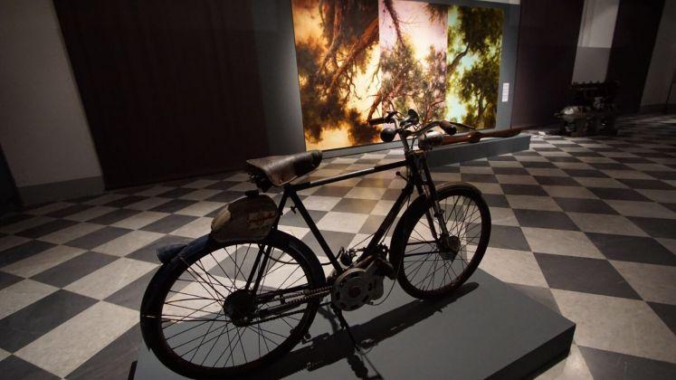 Il Ruggito della Velocità. Exhibition-view at Albergo delle Povere, Palermo, 2017. Photo G. Mineo