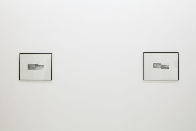 Ignazio Mortellaro. Siamo due abissi. Exhibition view at Francesco Pantaleone Arte Contemporanea, Palermo 2018