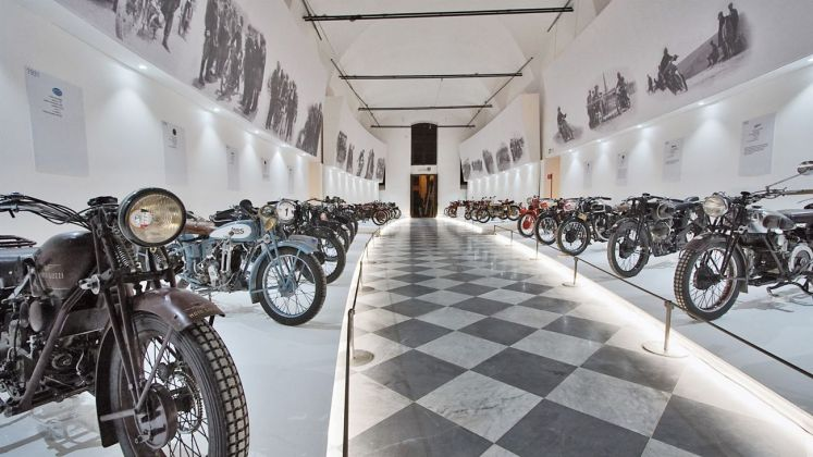 Il Ruggito della Velocità. Exhibition view at Albergo delle Povere, Palermo 2017. Photo G. Mineo