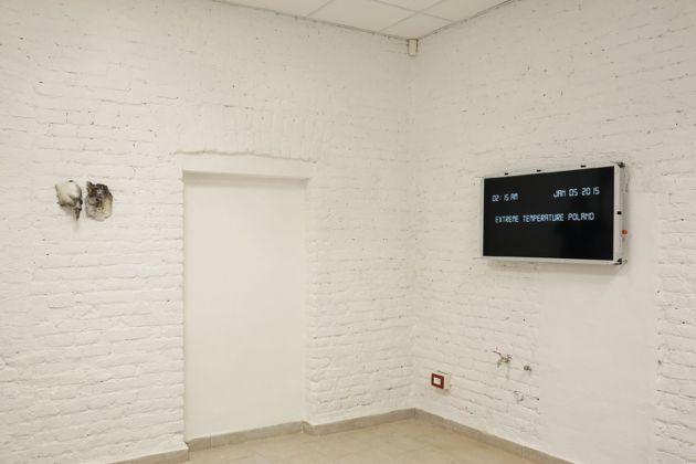 Il paradigma di Kuhn. Pamela Diamante. Studio02, Cremona & Galleria FuoriCampo, Siena, 2018