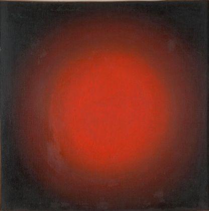 Ivan Kliun, Red Light. Spherical Composition, 1923. Costakis Collection, Salonicco