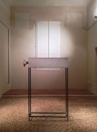 Jacopo Mazzonelli, Volume, 2018. Courtesy Galleria Giovanni Bonelli, Milano