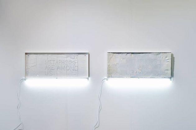 Jason Gomez, Untitled (metaphors are among us), 2018