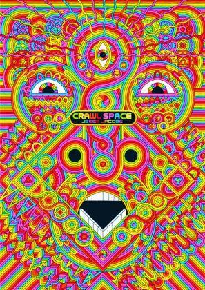 Jesse Jacobs – Crawl Space (Eris Edizioni, Torino 2018). Cover