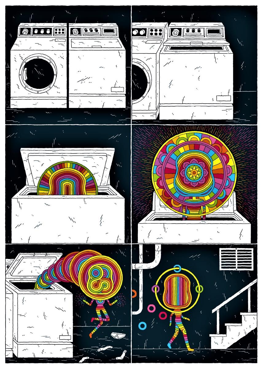 Jesse Jacobs – Crawl Space (Eris Edizioni, Torino 2018)
