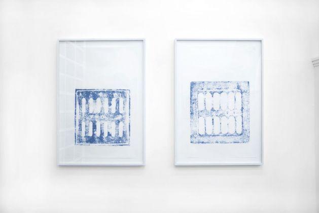 Katinka Bock, Monotype on paper
