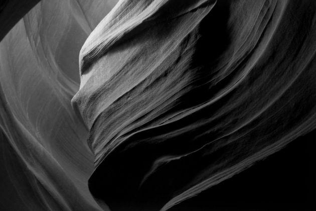 Kozo Yano, Antelope Canyon, Arizona 2009