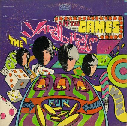 Lato A dell'album Little Games dei Yardbirds, 1967