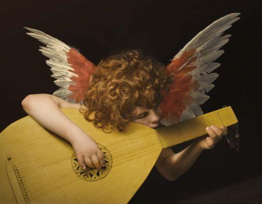 Leonardo Baldini, Angiolino musicante di Rosso Fiorentino © Stranemani International