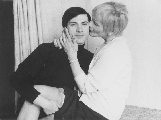 Lisetta Carmi, dalla serie I Travestiti 1965 - Collezione Donata Pizzi