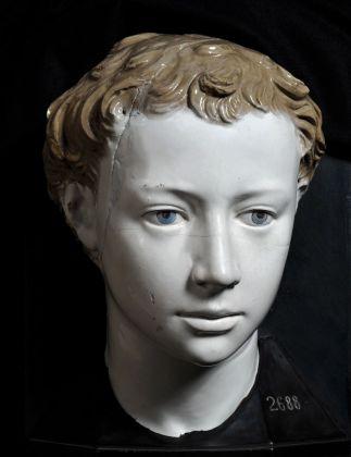 Luca Della Robbia, Ritratto di giovinetto, 1445 ca. Napoli, Museo Civico Gaetano Filangieri