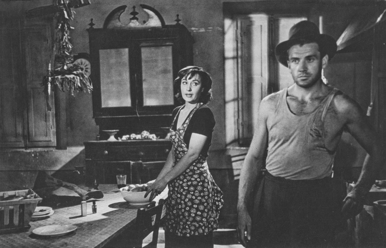 Luchino Visconti, Ossessione (1943)