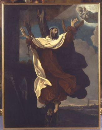 Ludovico Carracci, Martirio di San Pietro Toma, 1613. Bologna, Pinacoteca Nazionale