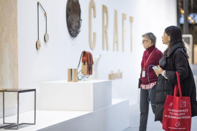 Maison&Objet 2018. Craft