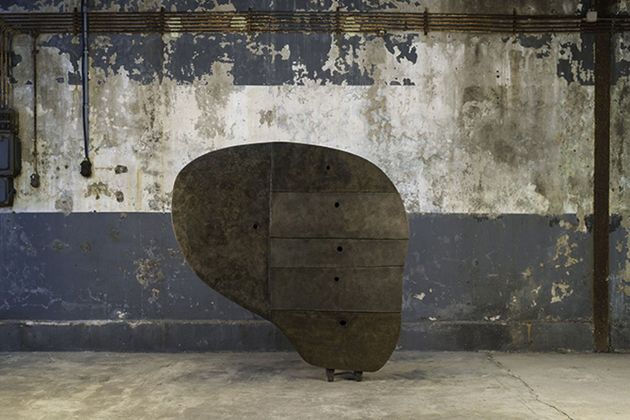 Maison&Objet 2018. Maarten Baas, Close Parity Asymmetric Cabinet, 2016, Carpenter Workshop Gallery