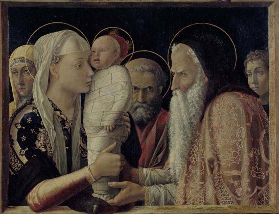 Andrea Mantegna, Presentazione di Gesù al Tempio
