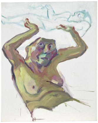 Maria Lassnig, Illusion von den versäumten Heiraten II, 1998 © Maria Lassnig Stiftung. Photo Roland Krauss