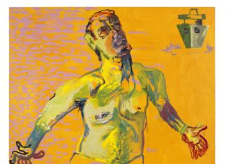 Martin Kippenberger, Untitled (from the series The Raft of Medusa), 1996 © Estate of Martin Kippenberger, Galerie Gisela Capitain, Colonia