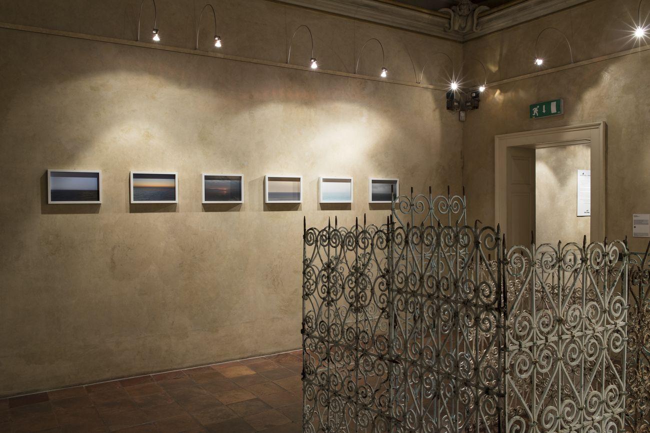 MoRE Spaces. Percorsi nell'archivio del non realizzato. Exhibition view at Palazzo Pigorini, Parma 2015. Photo Carlo Felice Corini
