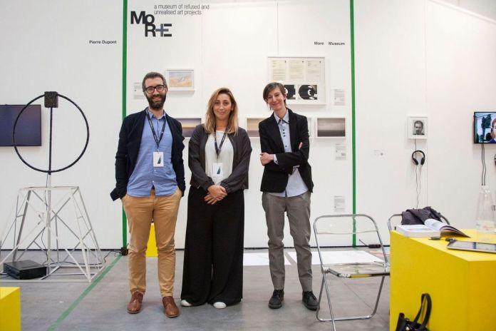 MoRE, la realtà premiata di i8 spazi indipendenti ad ArtVerona 2017