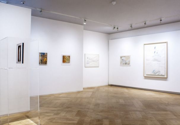 More than Words… Exhibition view at Mazzoleni, Londra 2018