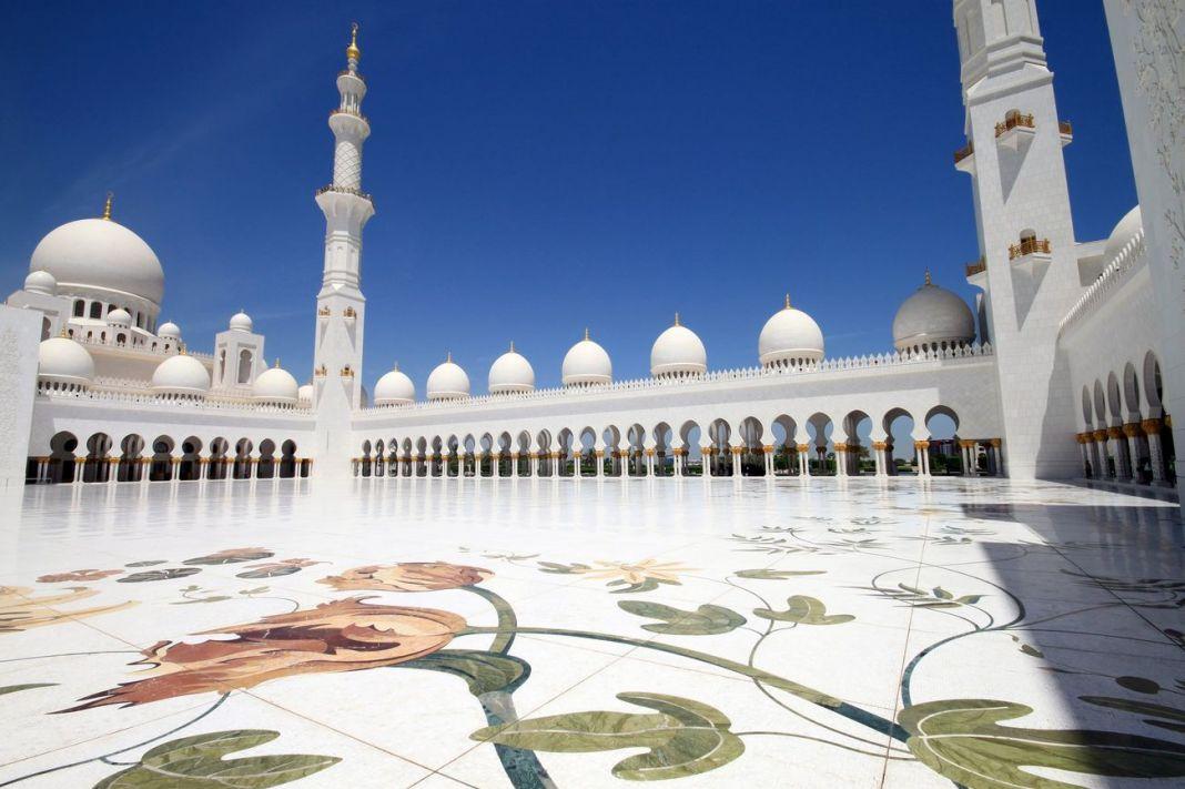 Moschea Sheikh Zayed, Abu Dhabi