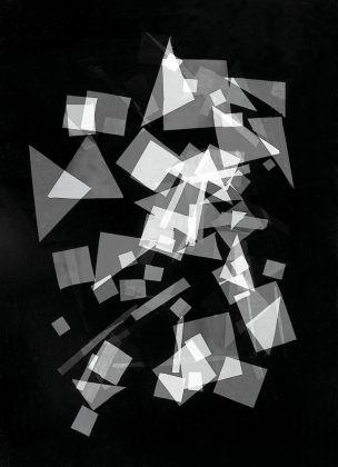 Nino Migliori, Cellogramme, 1956, © Fondazione Nino Migliori, Bologna, Italie